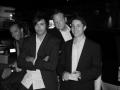 Gerald Clayton, Kevin Kanner, Dan Lutz, Randy Napoleon. Photo: Sereyna Avila